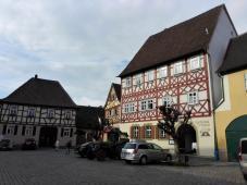Marktplatz von Seßlach