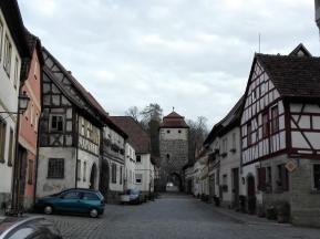 Hauptstraße von Seßlach