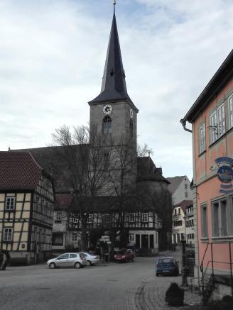 Stadtpfarrkirche St. Johannes der Täufer
