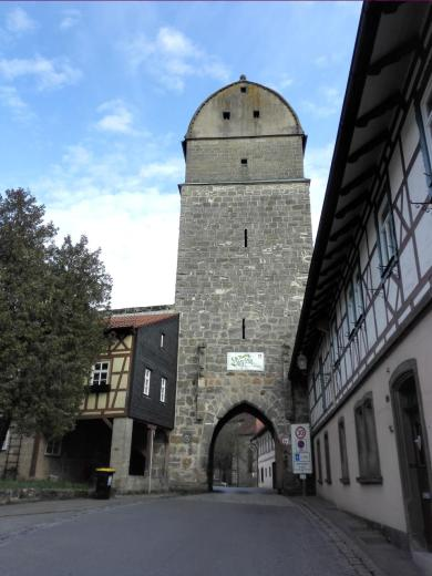 Das Hattersdorfer Stadttor