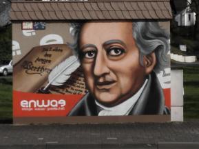 Wetzlar nennt sich selbst Goethe- und Optik-Stadt