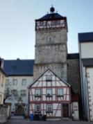 Der Zentturm in Bischofsheim