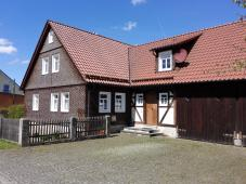 Typische Architektur eines Rhöner-Bauernhauses