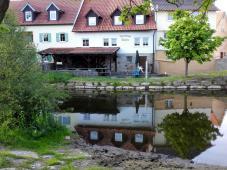Alte Mühle an der Strauch
