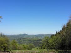 Ausblick am Farnsberg