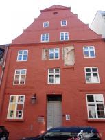 Das Rot von Stralsund, es ist ein anderes als das in Wismar
