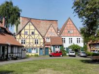 """Fachwerkhäuser """"Am Johanniskloster"""""""