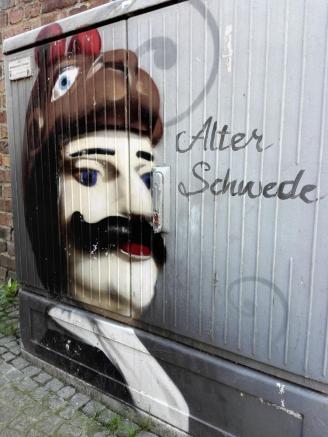 """Wismar: Da war er wieder, der """"alte Schwede"""""""