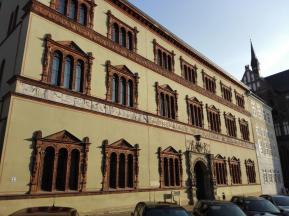 Das alte Gerichtsgebäude