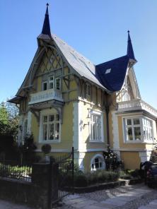 Pfarrhaus der Adventsgemeinde