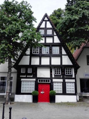 Hübsches kleines Fachwerkhaus