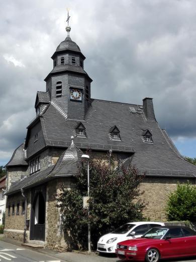 Die Kirche in Phillipstein