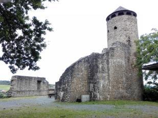 Ruine der Burg Phillipstein