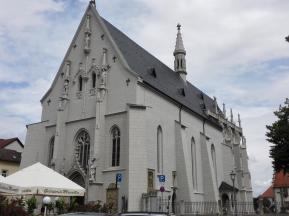 Die katholische Filialkirche St. Maria