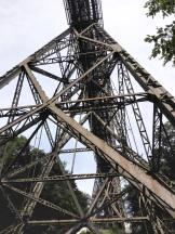 Unterhalb der Müngstener Brücke