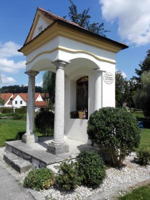 """Kapelle """"Antonius von Padua"""", erbaut 1720"""
