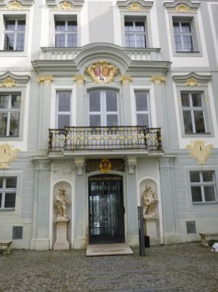 Ostflügel des Schlosses (Foto: Rosa-Maria Rinkl | http://commons.wikimedia.org | Lizenz: CC BY-SA 3.0 DE)
