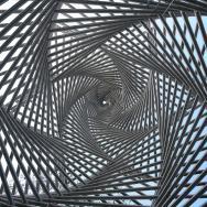 Innenansicht der Skulptur (Foto: Daniel Schwen | http://commons.wikimedia.org | Lizenz: CC BY-SA 3.0 DE)