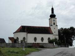 Die Marienwallfahrtskirche Weißenregen