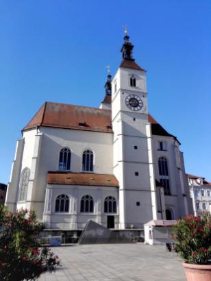 Schottenkirche St. Jakob