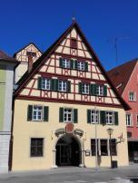 Brauhaus mit lauschigem Biergarten im Innenhof