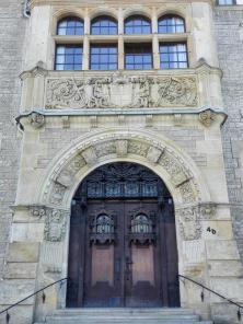 Rathaus-Portal