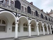 Im alten Stallhof, erbaut zwischen 1586 und 1588