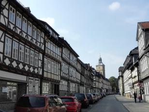 Straße zwischen Breitem Tor und Marktplatz