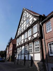 Die Altstadt ist reich an gut erhaltenen Fachwerkhäusern