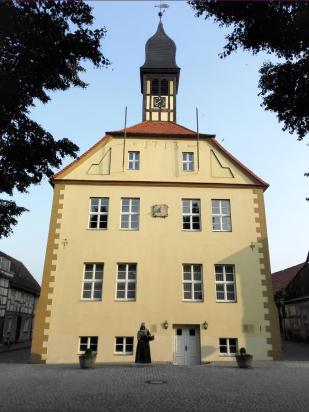 Rathaus in Lenzen