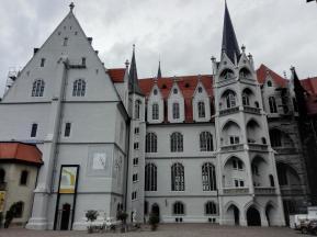 Innenhof der Albrechtsburg