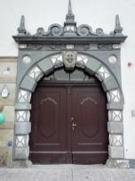 In der Altstadt von Pirna