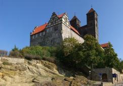Der Schlossberg von hinten gesehen (Foto: Reinhard Kirchner | http://commons.wikimedia.org | Lizenz: CC BY-SA 3.0 DE)