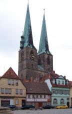Die Nikolaikirche (Foto: Cresi | http://commons.wikimedia.org | Lizenz: CC BY-SA 3.0 DE)