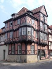 Die Alte Börse in Quedlinburg (Foto: Thomas Wozniak | http://commons.wikimedia.org | Lizenz: CC BY-SA 3.0 DE)