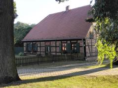 Typisches Bauernhaus in Rühstadt