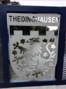 Auf dem Thänhuser Markt