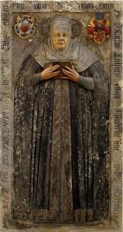 In Torgau verstorben und in der Marienkirche begraben: Katharina von Bora, die Ehefrau von Martin Luther. (Foto: Clemensfranz | http://commons.wikimedia.org | Lizenz: CC BY-SA 3.0 DE)