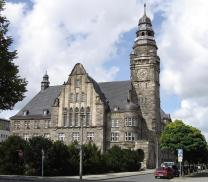 Das Rathaus von Wittenberge (Foto: Cepheiden | http://commons.wikimedia.org | Lizenz: CC BY-SA 3.0 DE)