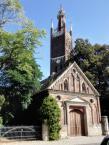 Die Kirche Sankt Petri im Park