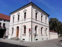 Das alte Amtshaus in Wörlitz