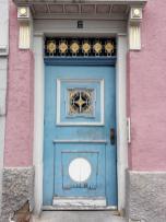 Hübsche Hausportale