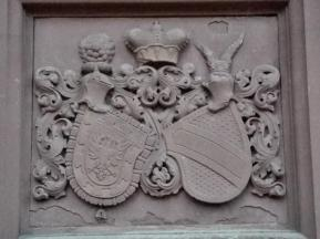 Wappen derer von Fürstenberg