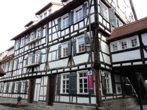 In der Universitätsstadt Tübingen