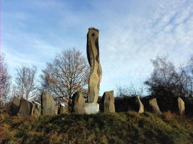 Kunst aus Basalt