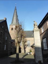 Die Dorfkirche St. Georg