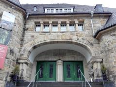 Eingangsportal des Bürgershaus