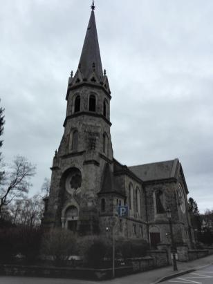 Die Katholische Pfarrkirche Sankt Michael
