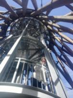 Man, ist das ein Turm