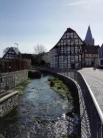 Mit dem Fahrrad nach Soest